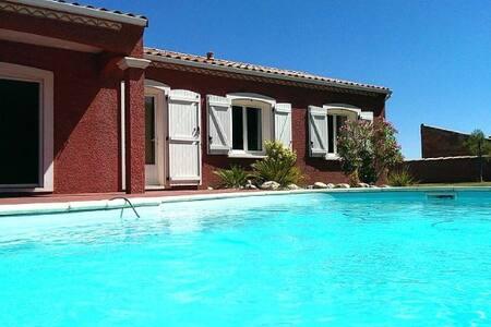 L'Ispanina - Villa Provençale - Thézan-des-Corbières - Ház