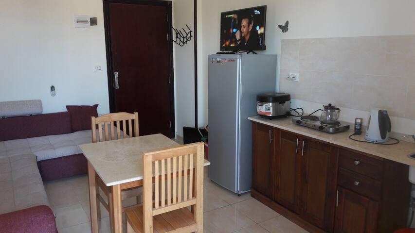 Apartment in Tiba Royal complex+ Free beach