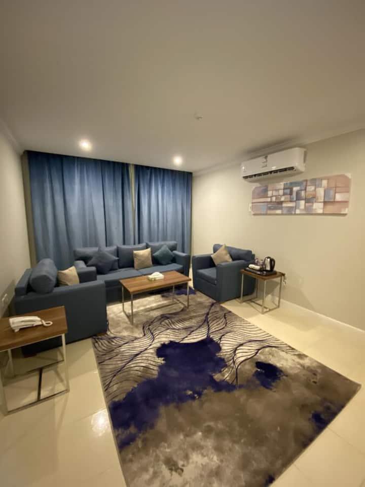 شقة عصرية
