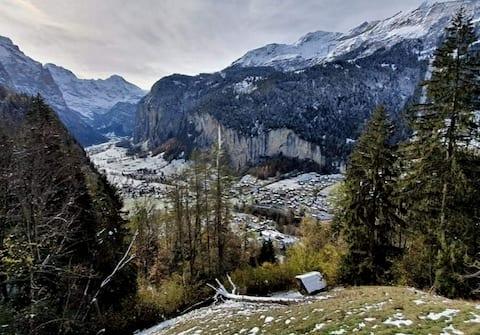 Das Tal der 72 Wasserfälle