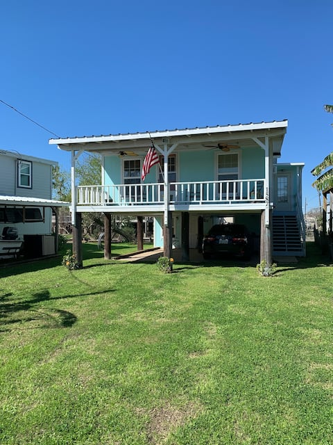McNeal's Cut Cottage - San Bernard River Brazoria