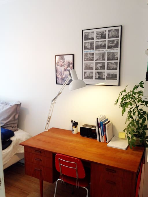Office space in your room