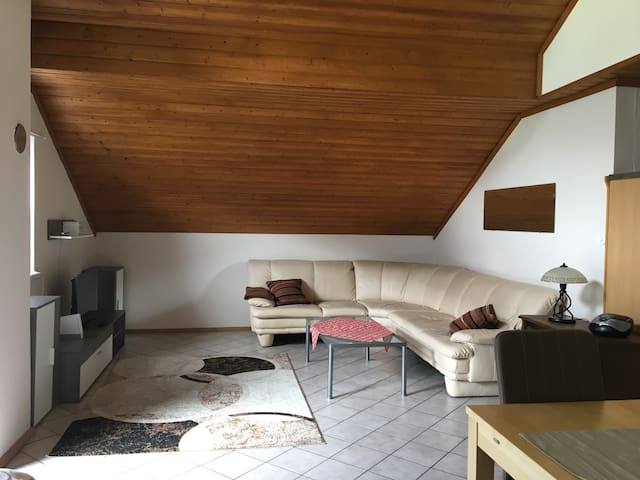 Chalet 48 Two bedroom Apartment with Balcony