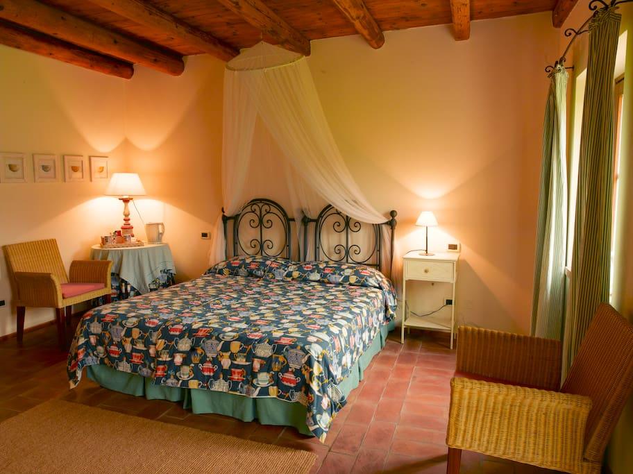 "Room ""Le Tazzine"""