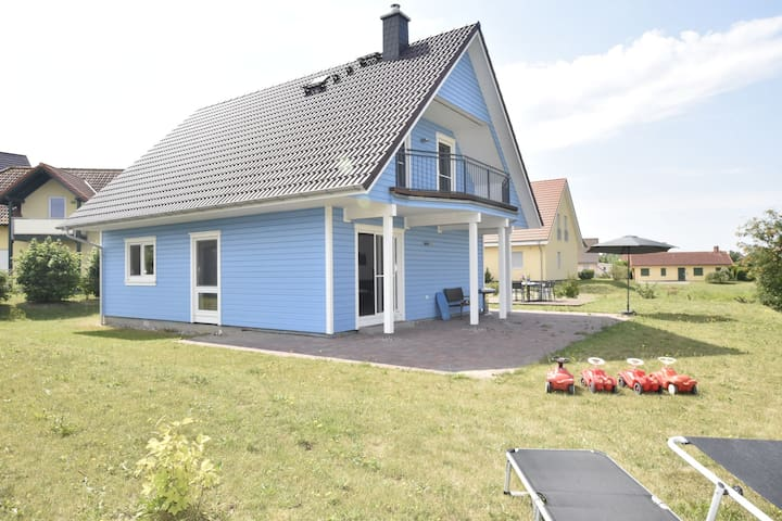 Picturesque Holiday Home in Boiensdorf with Terrace