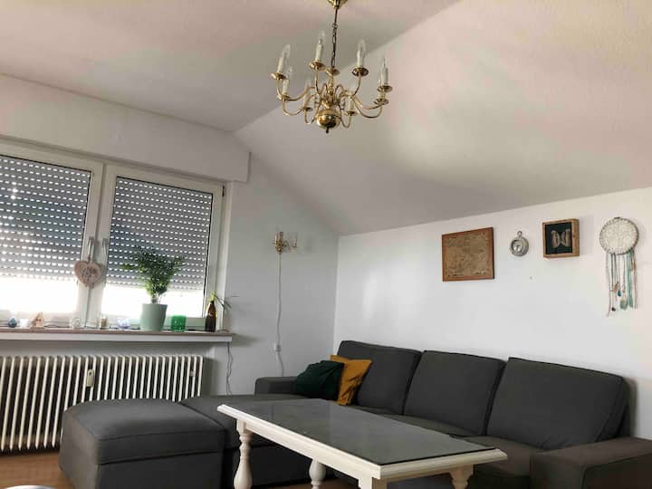 Beautiful quiet apartment near Möhnesee and A44