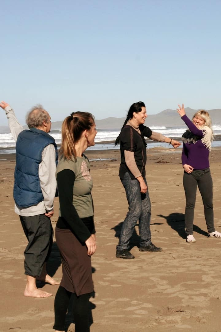 joint movement for flexible mind & body