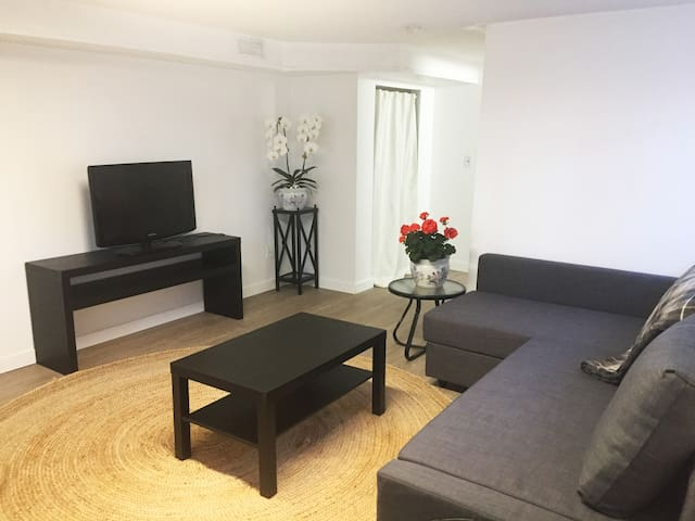 Cozy and clean private suite - Excellent location