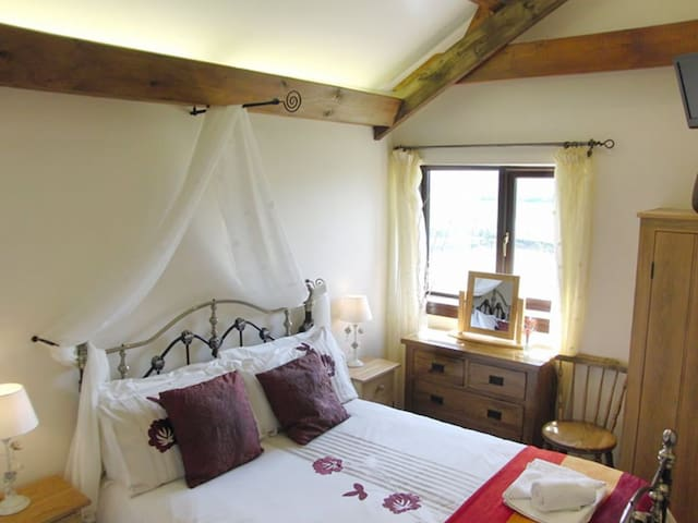 Woolbarn - Romantic hideaway for couples - Bude - Daire