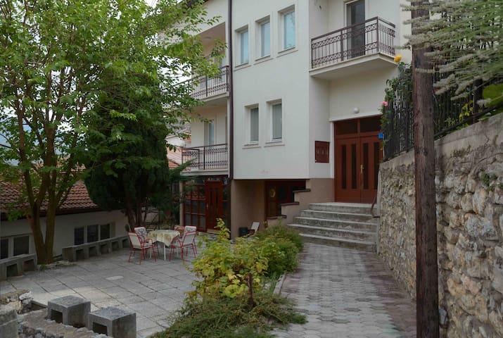 Bruno's house - Single room - Ohrid - Ev