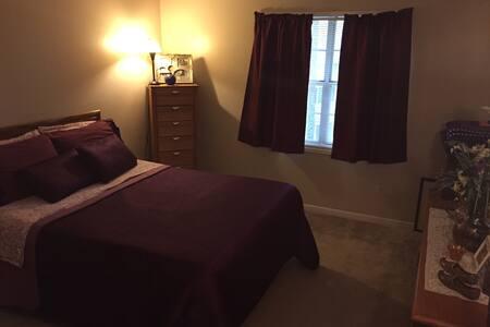 Cozy, convenient, quiet apartment. - Marietta