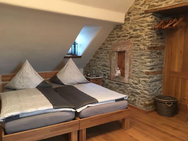 Wohnen im historischen Gemäuer Nasingen/Eifel - Nasingen - Villa