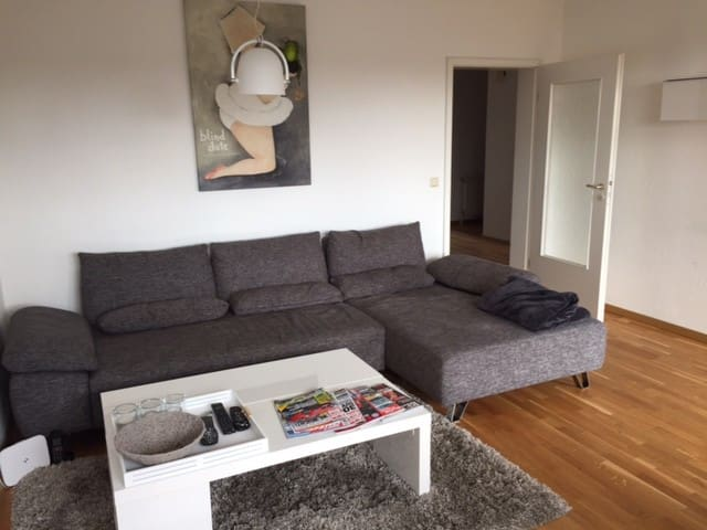 Schöne Wohnung in einem schönen Ort - Bremervörde - Lägenhet