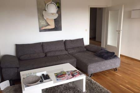 Schöne Wohnung in einem schönen Ort - Bremervörde - อพาร์ทเมนท์