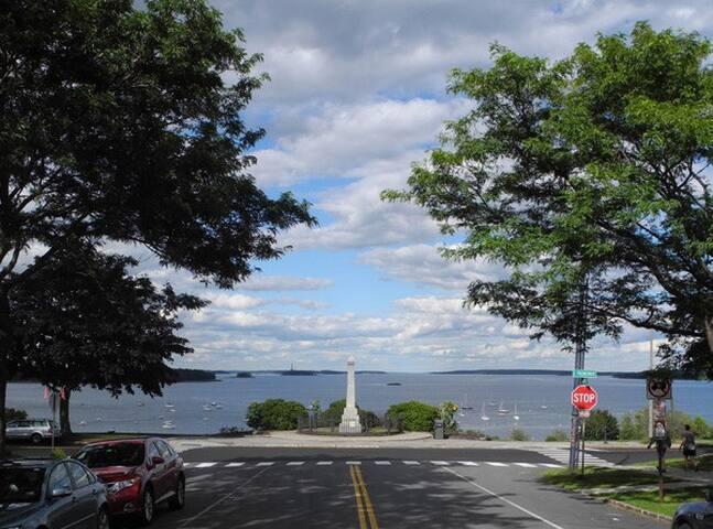 Summer Rental-Eastern Promenade