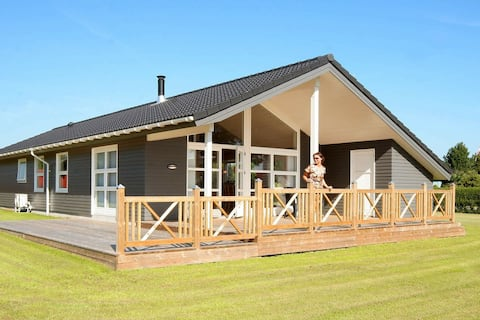 Luxurious Holiday Home in Rødvig Stevns with Sauna