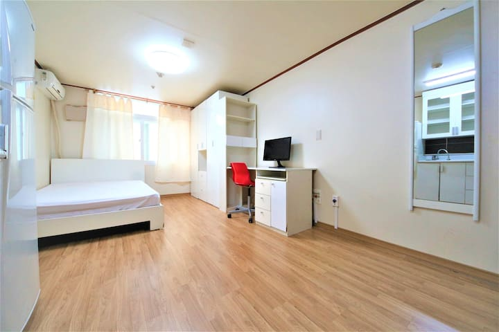The perfect accommodation for a month in Suwon
