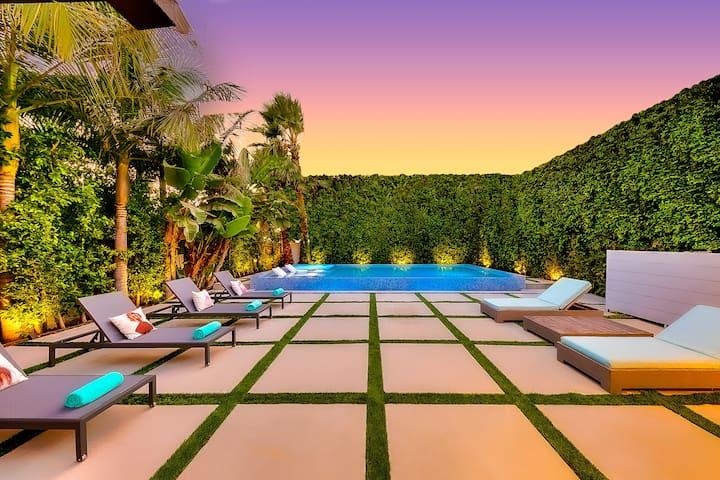 The Melrose Luxury Villa