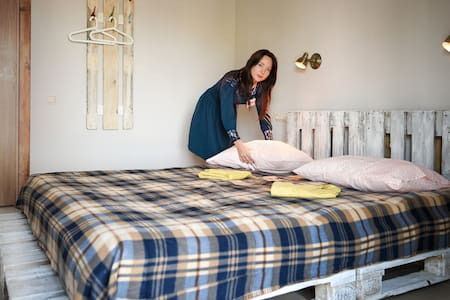 Двухместный номер с двухспальной кроватью - Ufa