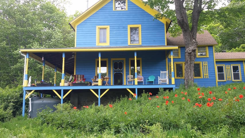 1910 Whimsical 6 bedroom, 2 bath, vintage accents