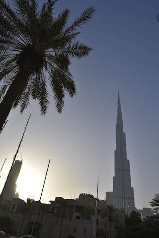 Iconic Buj Khalifa