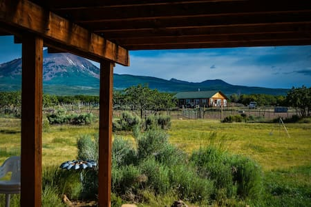 Mt. Peale Animal Sanctuary and Retreat Cabins - La Sal - Cabin