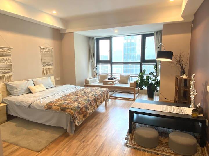 汉峪金谷高级公寓