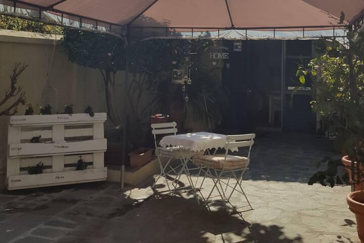 Nel giardino di Carla