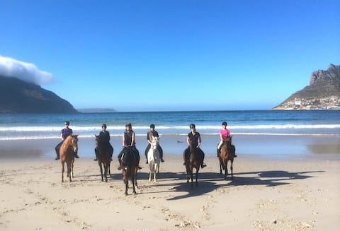 Hout Bay Easy beach access and entertainment