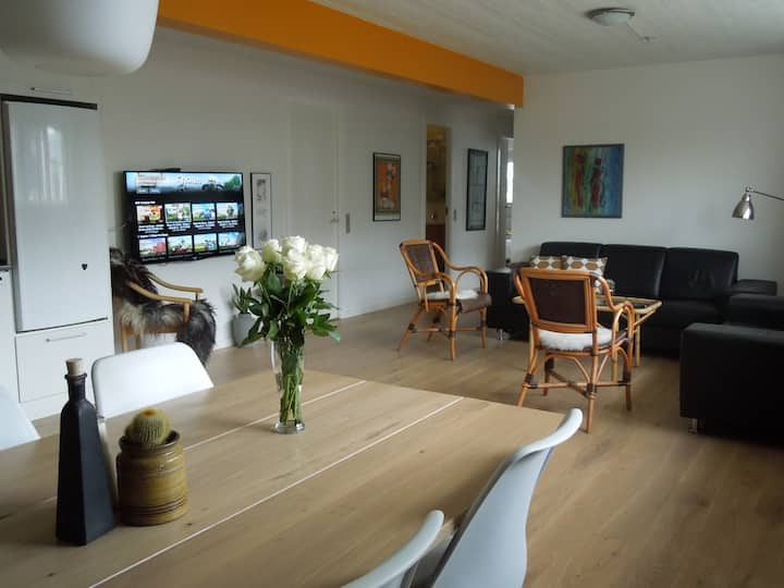 Nice apartment in Torshavn - free parking