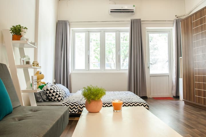 The Sense Original-Studio near by Ben Thanh Market - Ho Chi Minh City - Apartment
