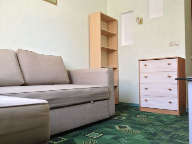 Квартира с видом на лес, возле Морского проспекта - Novosibirsk - Appartement
