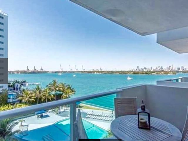 Luxurious, amazing view, location! - Miami - Huoneisto