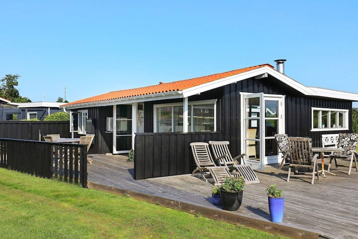 Cosy Holiday Home in Jutland with Terrace