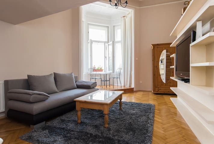 Charming apartment in Buda (I. district)