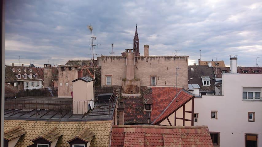 Charmant 2 pièces en plein coeur de Strasbourg