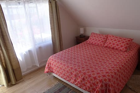 Apto 2nd floor, two persons, near beach, wifi