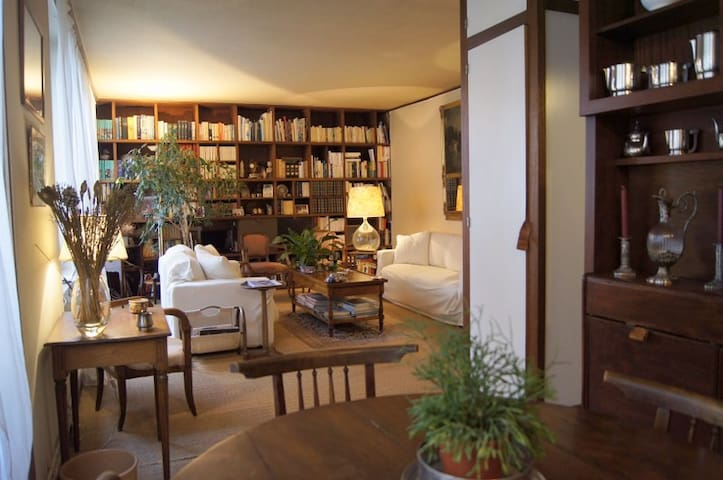 A Typical Parisian flat for all Parisien lovers
