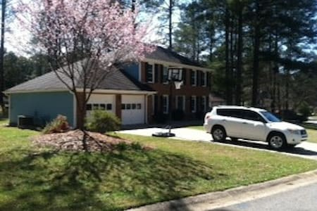 2 Bedrooms in Peachtree City - Peachtree City - Hus