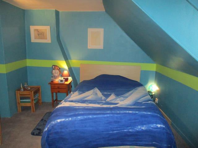 chambre chez l'habitant - Saint-Amand-les-Eaux - Casa