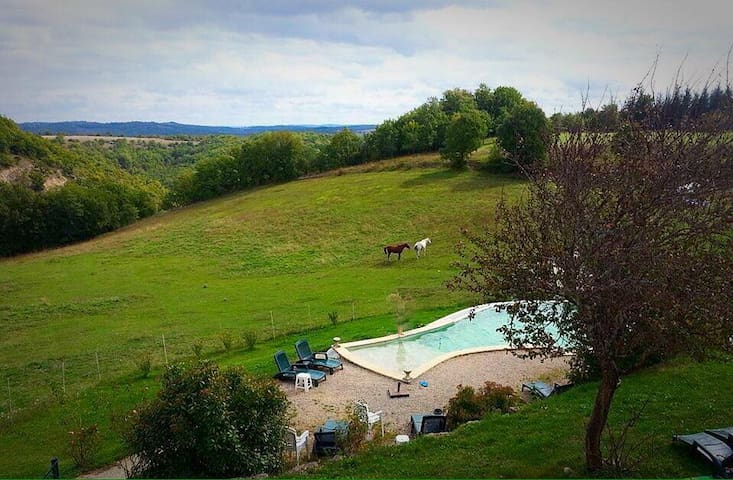 Baleinou - Saint-Pierre-Lafeuille - Casa