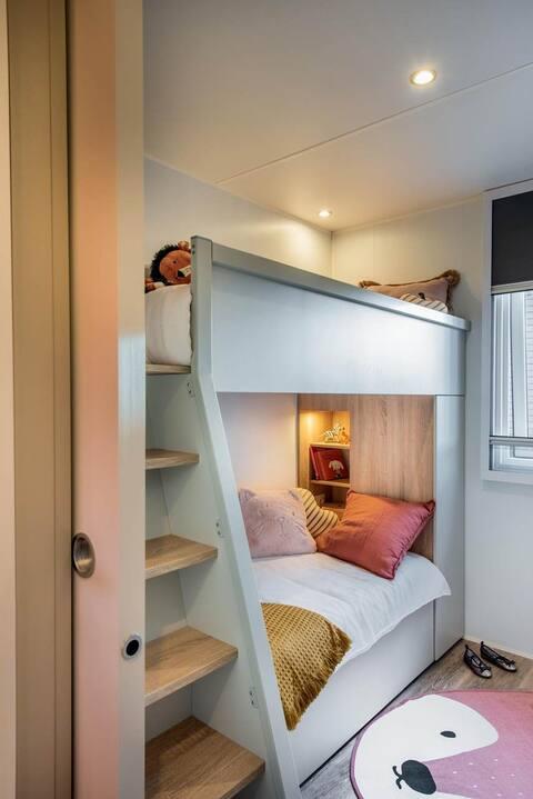 Lodge Luxe 3 chambres avec Annulation Gratuite