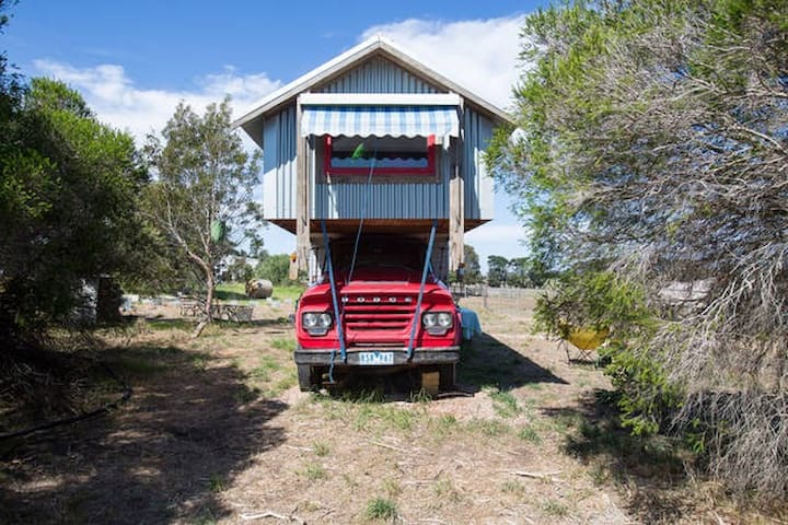 Torquay Farm Stay Studio Truck - Freshwater Creek - Apartment