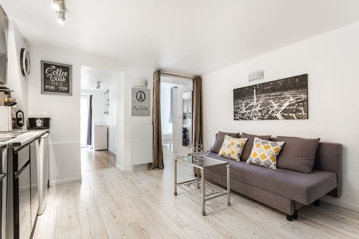 Luxury 1BR - Louvre / Palais Royal