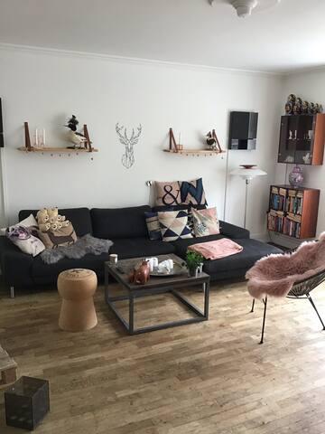 Gæsteværelse/guest room Østerbro