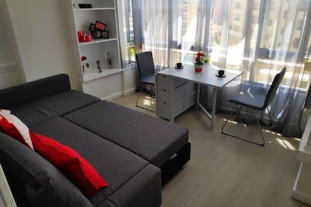 Apartamento en el centro - 600 metros de la playa
