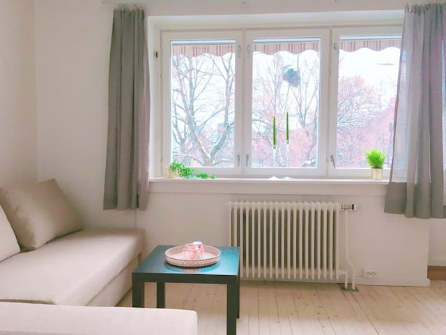 Studio apartment in trendy Torshov/Sagene