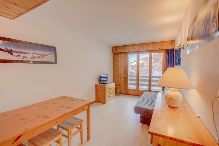 Appartement 2 pièces (4-5 personnes) au Chaëdoz - Nendaz