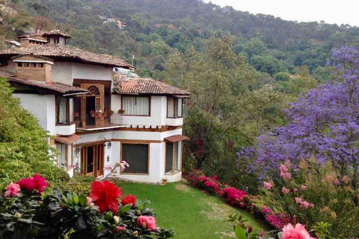 Villa de Los Cuatro Manguitos para 20 personas