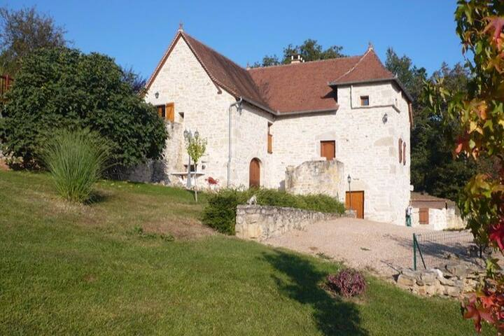 Gite du mas de mazet - Lot - House